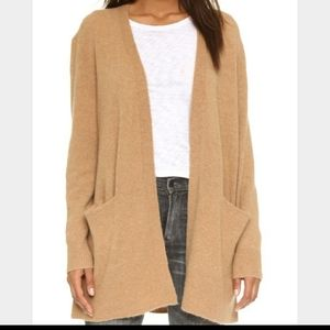 Topshop sweater open cardigan size 2
